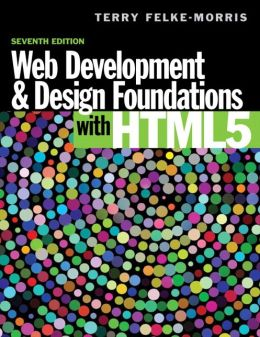 Web Development & Design Fourndations, 7h Edition
